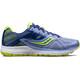 saucony Ride 10 - Chaussures running Femme - violet/bleu